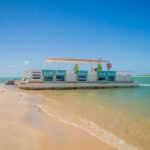 Passeio de Barco em Barra de Cunhaú