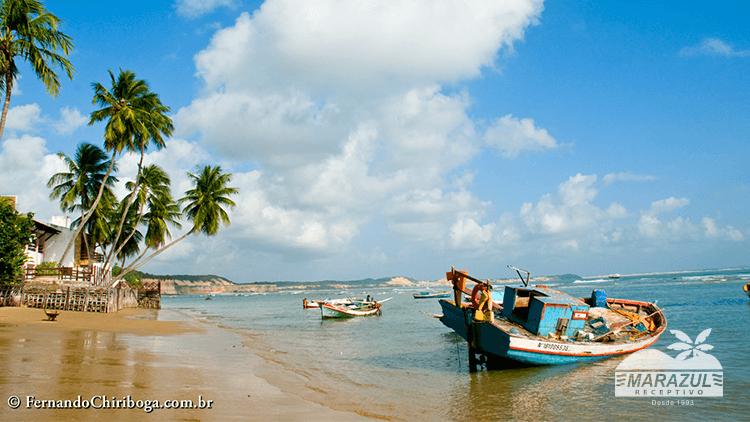 Conheça os encantos da Praia de Pipa
